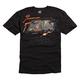 Black KTM Layout T-Shirt