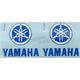 Yamaha Tuning Fork Stickers - 111332