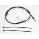 Black Pearl Designer Series Alternative Length Clutch Cables for Custom Height/Width Bars - 42136HE