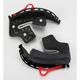 Black 43mm Cheek Pad for Shoei X-Twelve Helmet - 0212-4005-43
