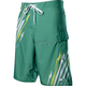 Green Showdown Boardshorts
