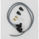 Gray Universal 8mm Pro Wire Set w/90 Degree Boot - 76101