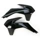 Black Radiator Shrouds - 2314250001