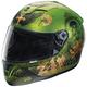 Jackal Pandora Green Helmet