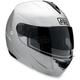 Silver Miglia Modular 2 Helmet