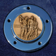 Max 1.8 Inch Timing Cover Coin Mount With Vietnam Veteran 2-Sided Coin - JMPC-M-5-VVENG