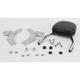 Short Quick-Detach Passenger Backrest Kit - 34-5102-01