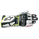 White/Black/Yellow 2012 SP-2 Gloves