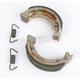 Asbestos Free Sintered Metal Brake Shoes - 9138