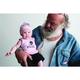 Pink Infants Skull Beanie - 6909