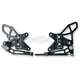 Version 2 Vortex Black Rearset - RS415K