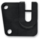 Black Mounting Bracket for H-D Controls