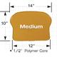 Medium Seat Insert Kit - KIT-6010