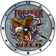 Forever Wild Wall Clock - 61976
