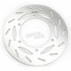 OEM Replacement Rear Brake Rotor - 1711-0808