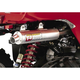 T-4 4 Stroke Exhaust System w/Headpipe - 4QP01500