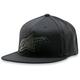 Black Carbon Mold Hat