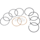 Piston Rings for S&S 111/117/124 in. Motors - 94-1401X