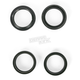 Fork Seal and Dust Wiper Kit - 0407-0344