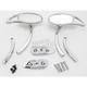 Teardrop Mirrors - S90040