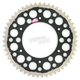 Black TwinRing Heavy-Duty Sprocket - 1540-520-51GPBK