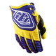 Youth Yellow/Purple GP Gloves