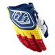 Youth Navy/Red GP Gloves