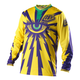 Youth Yellow/Purple Grand Prix Cyclops Jersey