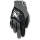 Black/Gray Circuit Gloves