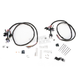 Chrome L.E.D. Handlebar Switch Wiring Kit - 12030
