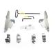 No-Tool Trigger-Lock Hardware Kits for Batwing Fairing - MEK2008