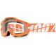 Cal Trans Accuri Goggles w/Clear Lens - 50200-054-02
