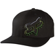 Black Corrosive Flex-Fit Hat