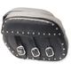 Desperado Rigid-Mount Specific-Fit Quick-Disconnect Saddlebags - 3501-0398