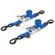1 1/2 in. Ratchet w/Safety Latch Hooks - 30573-S