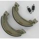 Sintered Metal Brake Shoes - 1723-0133