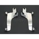 No-Tool Trigger-Lock Hardware Kits to Change from Fats/Slim to Sportshields - Plates Only - MEM8825