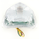 Integrated Taillight w/Clear Lens - TL-0310-IT