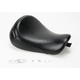 12 in. Wide Silhouette Series Smooth Solo Seat - LC-856