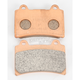 Sintered Metal Brake Pads - VD242JL
