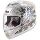 Airframe Hayabusa White Helmet