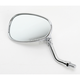 Mini American Chrome Oval Mirror - 941023