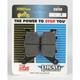 Street Excel Sintered Brake Pads - 808HLS