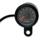 Matte Black 1 7/8 Inch Electronic Tacometer w/ Black Face - 2211-0123
