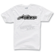 Youth White Decal T-Shirt