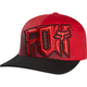 Red Mental Power Flex-Fit Hat