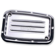 Chrome Dimpled Front Master Cylinder Cover - C1158-C