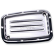 Front Dimpled Handlebar Master Cylinder Covers - C1156-C