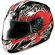 CL-SP Red Typhoon Helmet