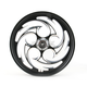 Black 21 x 2.15 Savage Eclipse One-Piece Wheel - 21215-9913-85E